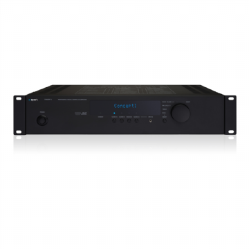 Apart CONCEPT1 Integrated Mixing Amplifier, 2 Zone